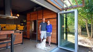 couple converts 480 square foot garage into their home u2014 and lives