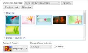 changer l image du bureau le bureau de windows 8 présentation et personnalisation