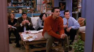 monica u0027s apartment in friends had something really weird about it