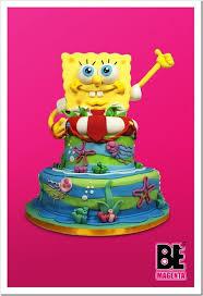 spongebob cake ideas between the pages spongebob