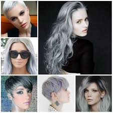 hair styles color in 2015 granny hair inspiration silver hair color female haircuts and