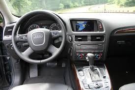 Audi Q5 Inside Audi Q5 2010