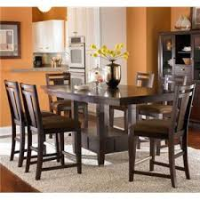 Broyhill Dining Chairs Broyhill Furniture Northern Lights Ajustable Height Dining Table