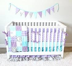 Purple And Teal Crib Bedding Purple And Grey Baby Bedding Purple And Pink Baby Bedding Sets Hamze