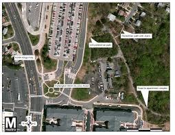 Metro Station Dc Map by Planitmetro Huntington Station Auto Access U201chotspots U201d
