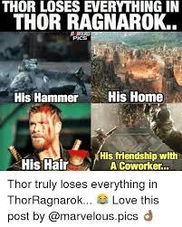 Thor Birthday Meme - 24 funniest thor ragnarok meme boxclue