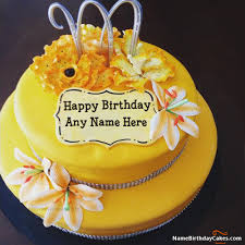 cake for birthday drizzle cake for birthday wish with name