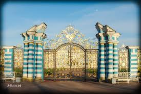 catherine palace in tsarskoye selo pushkin a brief history of