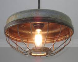 Vintage Kitchen Pendant Lights by Industrial Lighting Etsy