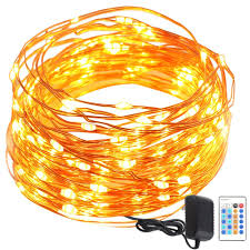 amazon com gdealer string lights copper wire 50ft 150led starry