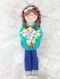 gardener ornament gift for florist gardening