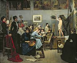 her paris women artists in the age of impressionism denver art