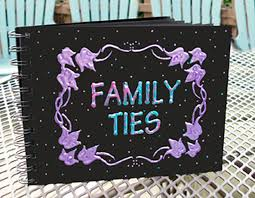 handmade photo album handmade albums family ties kool tak