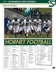 2011 sacramento state football media guide by hornet sports issuu