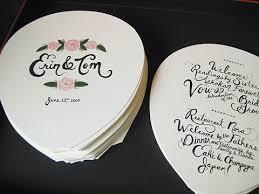inexpensive wedding programs 4 genius and inexpensive wedding ideas ewedding