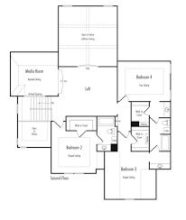 Media Room Floor Plans Featured Plans Casa Bella Construction