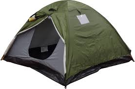 shop frt 209 6 men tent double layer olive green evergreen