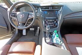 2014 cadillac cts interior 2014 cadillac cts vsport sedan test drive nikjmiles com