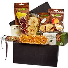 Healthy Food Gift Baskets Nutcracker Sweet Unique Gift Baskets Healthy Gifts