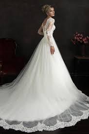 Outdoor Wedding Dresses Casual Wedding Dresses For Fall Dresscab