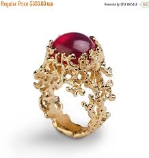 ruby rings price images 20 off sale coral yellow gold ruby ring red ruby ring gold jpg