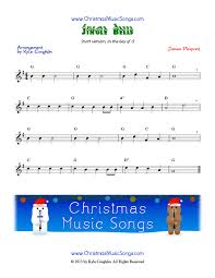 free christmas song sheet music printable pdfs