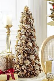 pinecone crafts diy pine cone tree