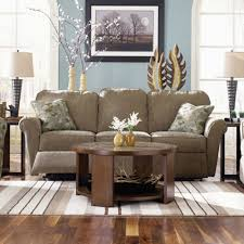 Lazy Boy Jenna Reclining Sofa Leather Sectional Sofa - Lazy boy living room furniture sets