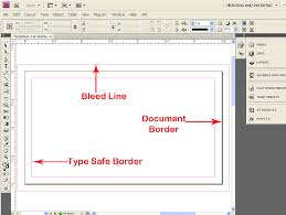 Business Card With Bleed Indesign Tutorial How To Create A Print Ready Business Card