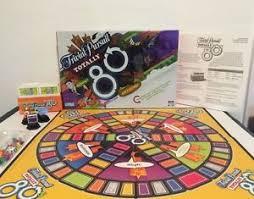trivial pursuit totally 80s trivial pursuit totally 80 s edition board 100 complete
