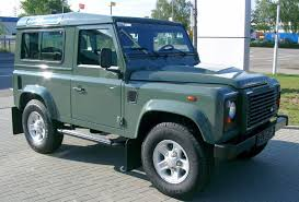land rover defender 90 lifted land rover defender tractor u0026 construction plant wiki fandom