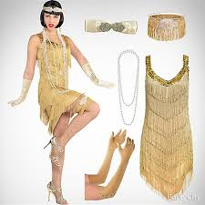 Kmart Halloween Costumes Girls Women U0027s Champagne Flapper Costume Idea Women U0027s Halloween