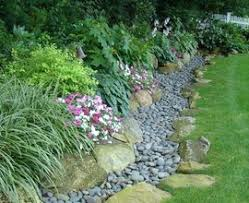 small flower bed ideas with rock garden ideas also small plants