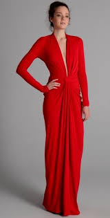 long red dress with sleeves naf dresses