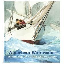 W Homer Artist by John Singer Sargent U0027s Luminous Watercolors And Winslow Homer U0027s