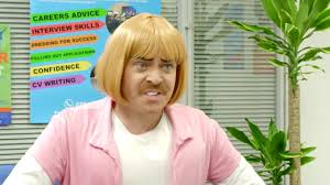 the keith lemon sketch show he man gets a job at asda youtube