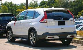 honda cr v versus lexus nx 2015 honda cr v modulo rear three quarter at the 2014 thailand