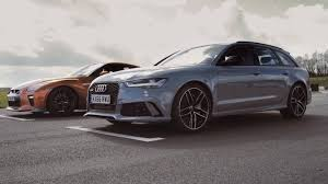 Nissan Gtr Top Speed - watch this audi rs6 avant whip a nissan gt r the drive