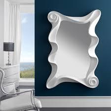 chaise en polypropyl ne chic miroir mural design chaise en polypropylne miroir mural design