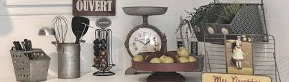 accessoire deco cuisine accessoires déco cuisine objets style rétro et cagne chic