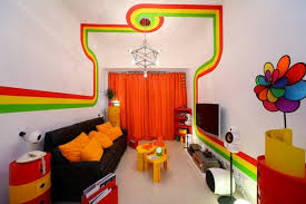 elegant house paint with bright interior color plus home