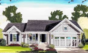 charming one level house plan 39064st architectural designs