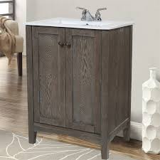 34 Bathroom Vanity Lighting Danville 34 Bath Vanity In Weathered Oak Vf 2004