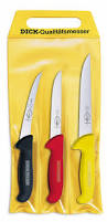 coloured kitchen knives set ergogrip knife set boning championship 3 colours 82551 00