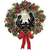 plastic wreaths home décor accents home kitchen