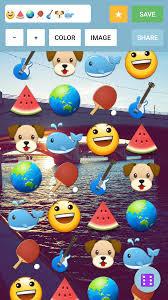 made on android emoji wallpaper maker pinterest emoji