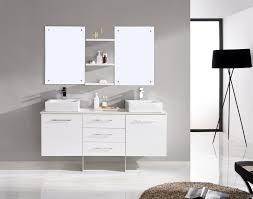 bathroom classic ramiro wall hung vanity wooden cabinet for