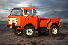 jeep hellcat truck forget the hellcat this jeep fc 150 is the best moab concept