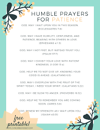 how humility adds patience to your parenting bible parents and