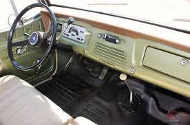 jeep jeepster interior commando c104